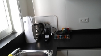 Coffee machines and Sodastream