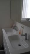 2 sinks in the bathroom